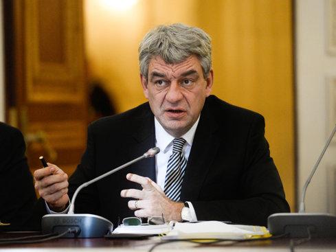 Cine este Mihai Tudose, fost ministru al Economiei, varianta propusă de Liviu Dragnea pentru funcţia de premier