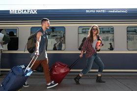 CFR introduce limitări de viteză la trenurile care circulă pe opt regionale din cauza temperaturilor ridicate