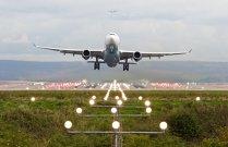 Creştere de 350 la sută a numărului de pasageri pe Aeroportul Internaţional Oradea