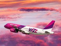Wizz Air introduce 6 noi rute din Iaşi, spre Olanda, Danemarca, Germania, Suedia, Grecia şi Franţa