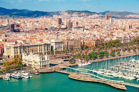 Barcelona, oraşul spaniol în care se închiriază cele mai multe apartamente pentru turiştii străini