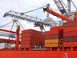 Aglomeraţie în porturile româneşti: Traficul de mărfuri a crescut cu peste 15%