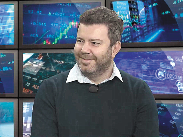 Daniel Dines, UiPath: We developed without strategy and are