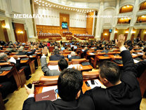 Senatul a respins proiectul privind reducerea numărului de parlamentari la 300; doar 2 voturi pentru