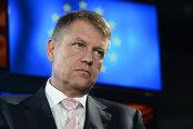 Klaus Iohannis: Cele mai periculoase ameninţări vin din interiorul ţării