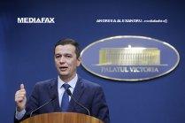 Moţiunea de cenzură împotriva Guvernului Grindeanu ar urma să fie citită în plen luni