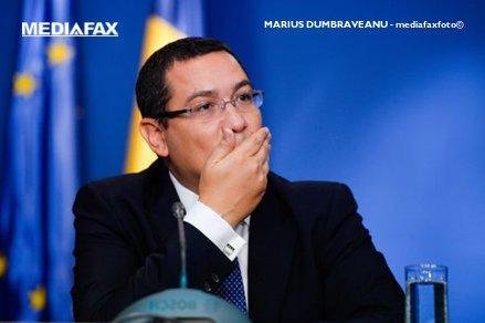 Victor Ponta: Dacă moţiunea pică, Sorin Grindeanu va discuta joi cu PSD şi ALDE despre noul Cabinet