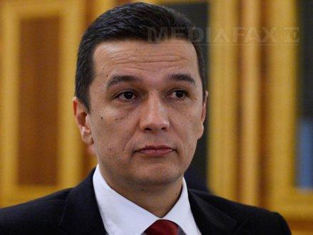 Moţiunea nu a fost înregistrată la Guvern, premierul nu merge duminică în Parlament - surse