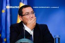Ponta: Sunt dezamăgit; voi sta lângă Grindeanu până va veni noul prim-ministru