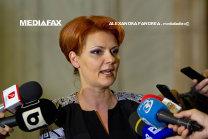 Lia Olguţa Vasilescu: Cred că o să ne retragem toţi demisiile să asigurăm interimatul
