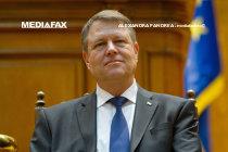 Iohannis, despre desemnarea premierului: Preşedintele ascultă toate părţile şi trage concluziile