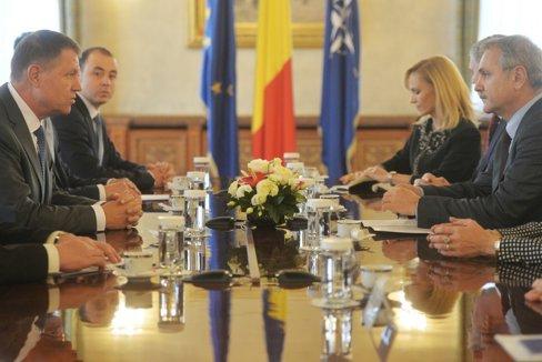 Consultările lui Iohannis cu PSD şi ALDE s-au încheiat după numai 15 minute. PNL, fără propunere de premier. Orban: Nu facem politică ca să ne aflăm în treabă