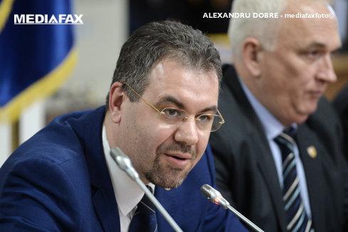 Leonardo Badea va fi audiat pentru funcţia de preşedinte ASF, în comisiile de specialitate