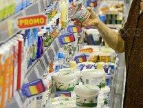 Cameră: Etichetele produselor lactate nu trebuie să mai prevadă procentul de lapte praf conţinut