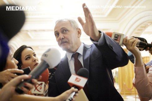 Liderul PSD, Liviu Dragnea: Nu mă interesează cine conduce Tarom; compania trebuie să devină profitabilă