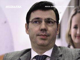 Ministrul Finanţelor, Ionuţ Mişa: Sincer, nu am urmărit care este preţul carburanţilor la pompă