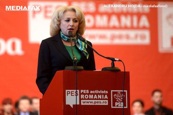 Este oficial: Viorica Dăncilă este PREMIERUL desemnat de către Preşedintele Iohannis
