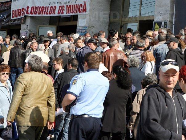 16.049 locuri de munca vacante �n toata tara, orasele cu cele mai multe locuri neocupate sunt Cluj, Prahova si Bucuresti
