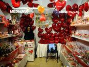 Oferte de Valentine's Day, căsătorii de probă la mall şi pachete speciale la hoteluri