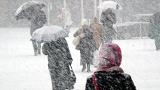 """""""URGIA"""" continuă! Meteorologii tocmai au emis un nou avertisment: Ninsorile şi viscolul nu pleacă nicăieri"""