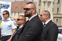 Alba: Confruntarea bodyguarzilor din Europa a stabilit de unde vin cele mai bune gărzi de corp