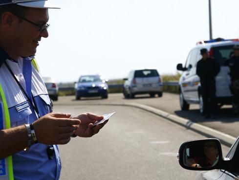 IGPR: 11 şoferi care conduceau cu peste 50km/h peste limita legală, prinşi pe A1 şi A3