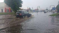 Cod galben de inundaţii pe râuri din judeţele Tulcea şi Constanţa