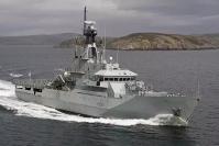 Investiţie de 1,6 mld euro a MApN: Armata română va cumpăra patru corvete de la un şantier naval din România