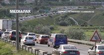 Lucrări de reparaţii a carosabilului pe autostrada A2 Bucureşti-Constanţa