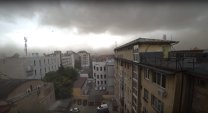Cod GALBEN de ploi torenţiale, vijelii şi grindină. Vântul va bate în rafală cu până la 65 km/h