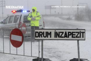 Se întâmplă în ROMÂNIA: Zăpadă de TREI METRI la sfârşitul lunii aprilie!! Drumarii intervin de urgenţă