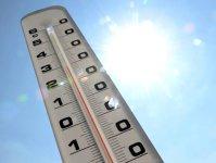 Vremea la sfârşit de mai. Temperaturi mai ridicate faţă de cele normale pentru această perioadă