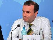 """Manfred Weber, liderul grupului PPE din Parlamentul European: Marea Britanie riscă să ajungă la """"dezastru"""" din cauza populismului Theresei May"""