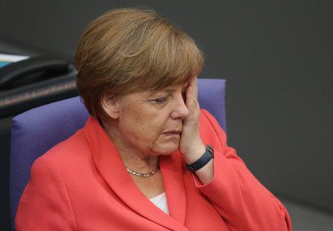 """DEZASTRU pentru Merkel. Inevitabilul s-a produs pentru cancelarul de fier al Germaniei. """"Pentru prima oară, trebuie să vă anunţă că..."""""""