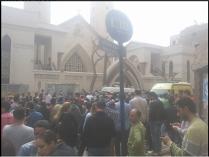 UPDATE: Cel puţin 21 de morţi şi 50 de răniţi, în urma unei explozii într-o biserică din Egipt