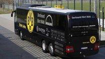 O explozie a vizat autocarul echipei de fotbal Borussia Dortmund; un jucător a fost rănit - surse -2