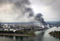 Explozie la o fabrică din Germania, 13 persoane au fost rănite