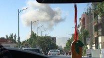 Explozie puternică la Kabul, în apropierea ambasadelor străine şi a palatului prezidenţial