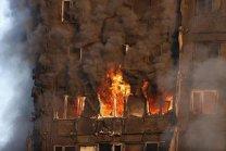Cel puţin 50 de persoane,date dispărute în urma incendiului din Londra,considerate decedate-poliţie