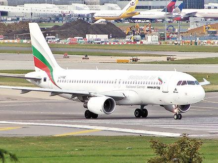 """Pasageri ai unui zbor al companiei Bulgaria Air, evacuaţi în urma unei """"ameninţări cu bombă"""""""