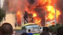 Cel puţin 89 de persoane, rănite în urma exploziei unei conducte de gaze, în China - Xinhua