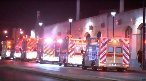 Cel puţin 33 de răniţi, în urma coliziunii a două trenuri în SUA