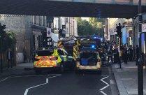 Explozia de la o staţie de metrou din Londra este investigată ca incident terorist - poliţie