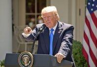 Donald Trump critică Iranul şi Venezuela