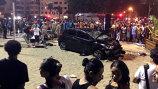 DEZASTRU în dimineaţa aceasta după ce un şofer a intrat cu maşina în plin în mulţime. Bilanţul tragic până la această oră