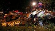 MASACRU pe şosele: Zeci de MORŢI în urma unui GRAV accident rutier
