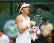 Simona Halep s-a calificat în optimile turneului de la Wuhan, după un abandon al Irinei Begu