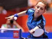 Elizabeta Samara şi Dana Dodean au cucerit medalia de bronz în proba de dublu la Campionatul European de tenis de masă