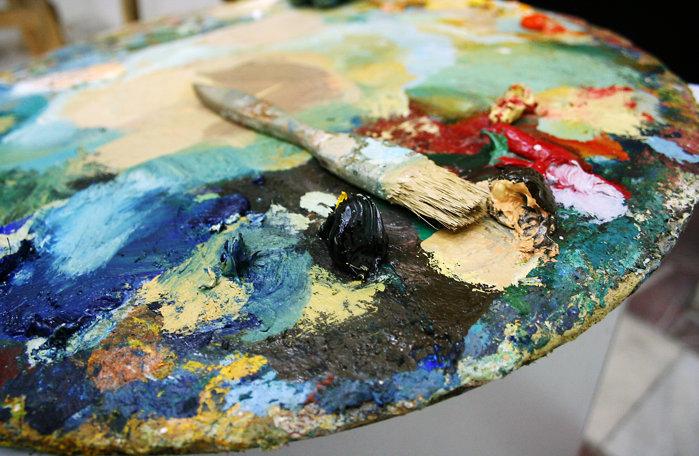 Un pictor rom�n, pentru prima oară �ntr-un top al celor mai tranzacţionaţi artişti din(...)
