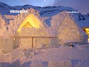 Hotelul de gheaţă de la Bâlea Lac se redeschide